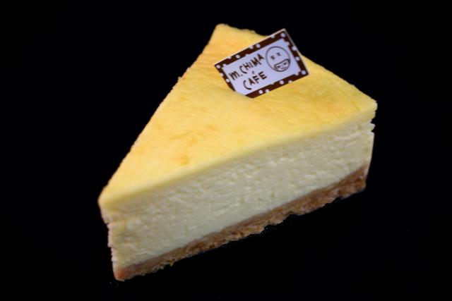 チマカフェのチーズケーキ
