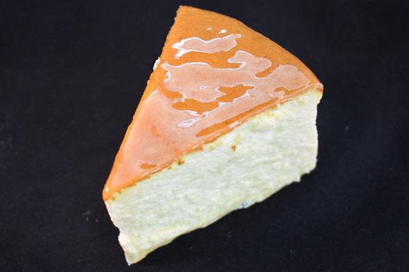 ピエスモンテ・ヒロのチーズケーキ